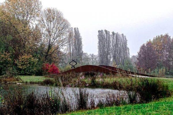 ponte laghetto lauto