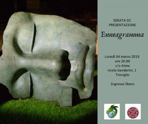 SERATA DI PRESENTAZIONE SEMINARIO DI ENNEAGRAMMA @ Centro ATMA | Treviglio | Lombardia | Italia