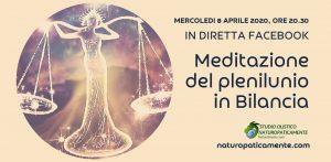 Meditazione del Plenilunio in Bilancia @ Studio Olistico Naturopaticamente | Marne | Lombardia | Italia