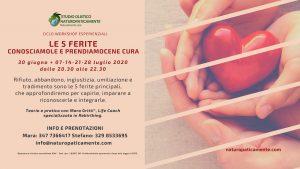 Le Cinque Ferite - Conosciamole e prendiamocene cura @ Studio Naturopaticamente | Marne | Lombardia | Italia