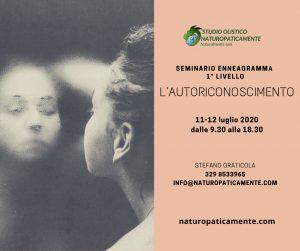 Seminario di Enneagramma 1° Livello - L'Autoriconoscimento @ Studio Naturopaticamente | Marne | Lombardia | Italia