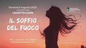 Il soffio del Fuoco - Rebirthing di gruppo @ Laghetto Lauro | Cologno Al Serio | Lombardia | Italia