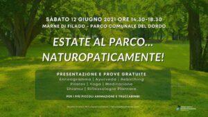 Estate al parco... Naturopaticamente. @ Parco comunale del Dordo | Lombardia | Italia