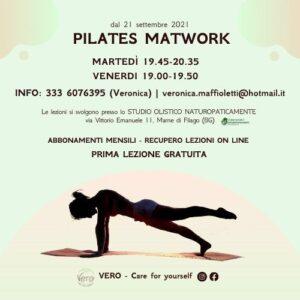Pilates Matwork - Lezione di prova @ Studio Olistico Naturopaticamente | Marne | Lombardia | Italia