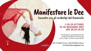 Manifestare le Dee - Incontro con gli archetipi del femminile @ Studio Olistico Naturopaticamente | Marne | Lombardia | Italia